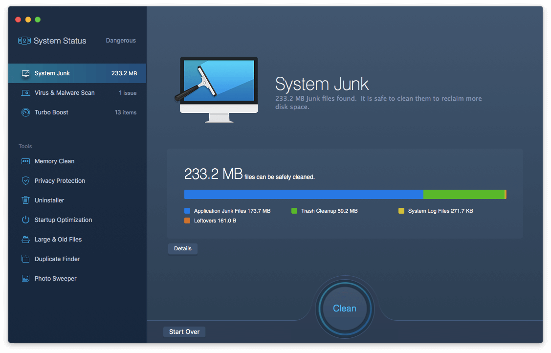 System Junk