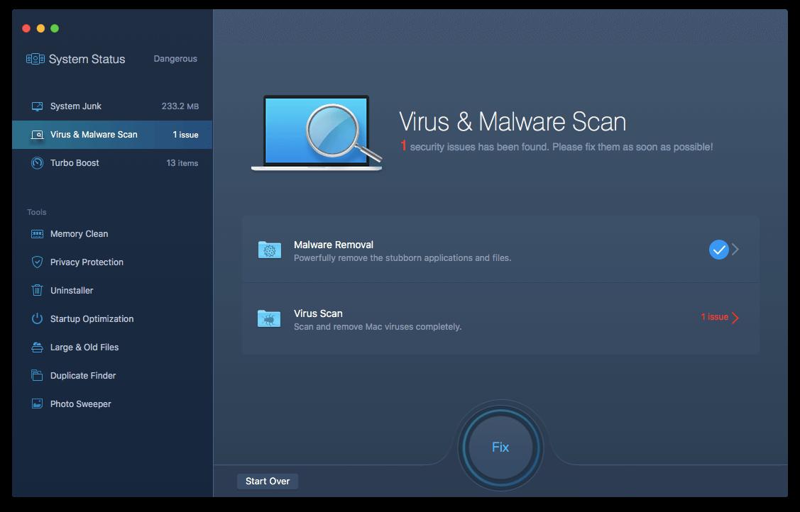 Malware Scan